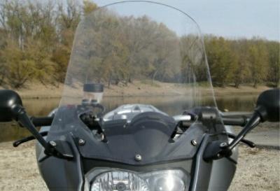 bmw f800st windshields