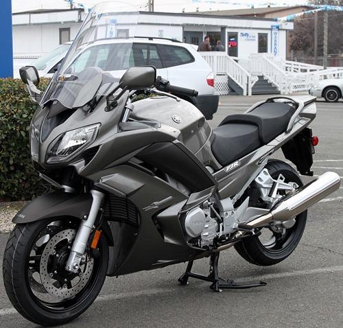 Yamaha Fjr Touring Windshield