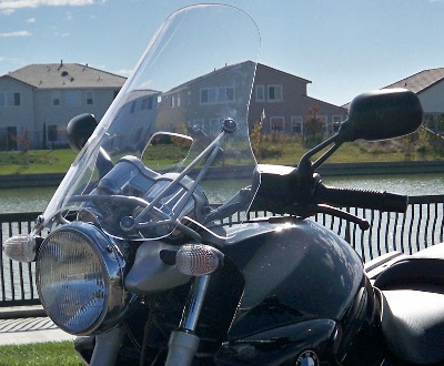 bmw r1150r windshields