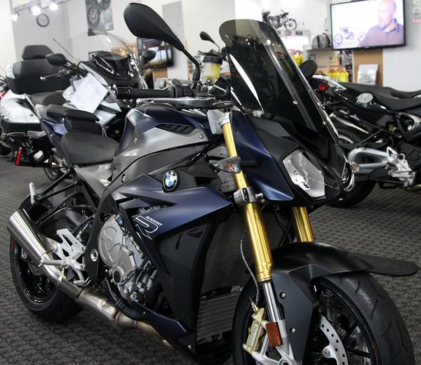 BMW S1000R Windshields