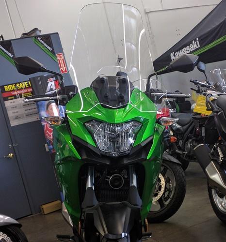 Kawasaki Versys X 300 Windshields